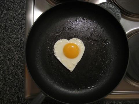 Hearty egg